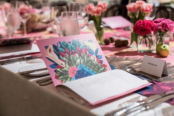 Innovation Abroad: Aussies, Mathery Studio, Creates Unique Table Setting