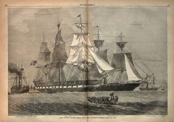 The US Naval Fleet