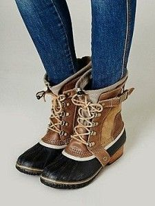 Winter boots #10