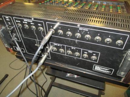 Bell MX8008 Studio Series Powermixer Mischpult mit Verstärker in Nordrhein-Westfalen - Kierspe | Musikinstrumente und Zubehör gebraucht kaufen | eBay Kleinanzeigen