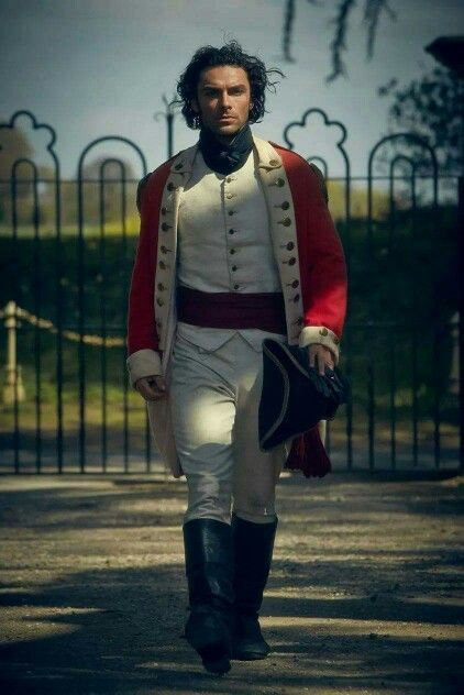 Captain Ross Poldark -- excellent series. Can't wait for more.