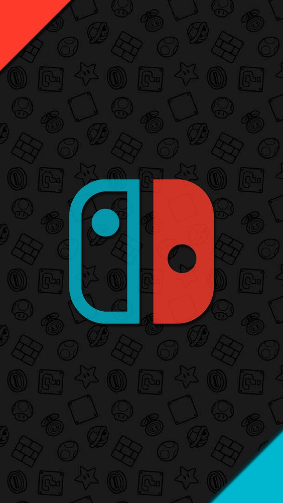 Nintendo Switch Logo Black Background In 2020 Game Wallpaper Iphone Video Game Images Gaming Wallpapers