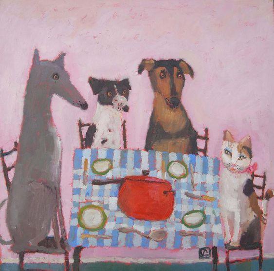 A Dog's Dinner - Vanessa Cooper: