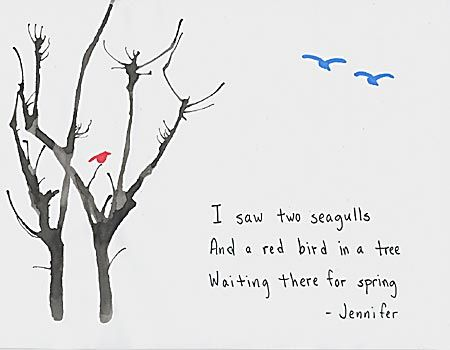 haiku poems about spring - photo #39