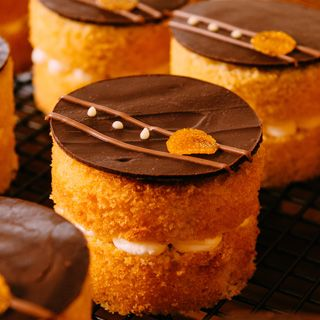 Jaffa Cakes recipe from Nancy Birtwhistle, the winner of The Great British Bake Off Series 5