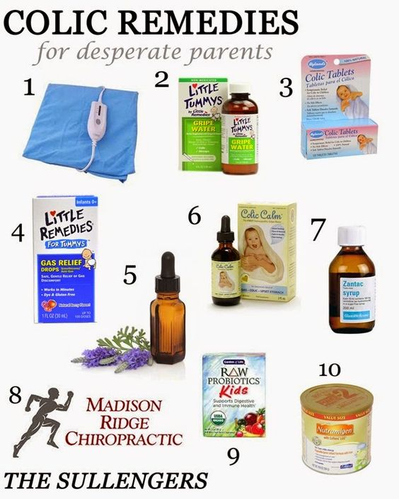 Colic Remedies For Desperate Parents The List Is