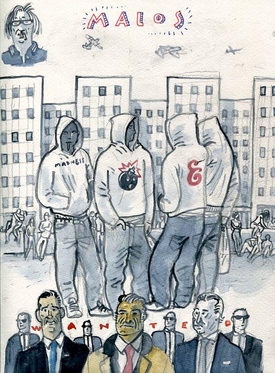 Página 11. Malos, por Javier de Juan | FronteraD