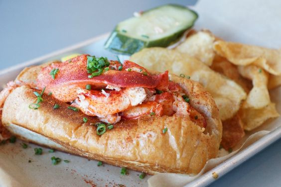 Slapfish opened their doors in Newport Beach! Must have a yummy lobster roll!