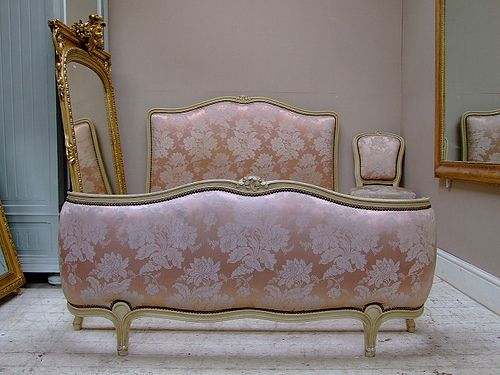 re upholstered with the right fabric and viola...masterpiece!!!