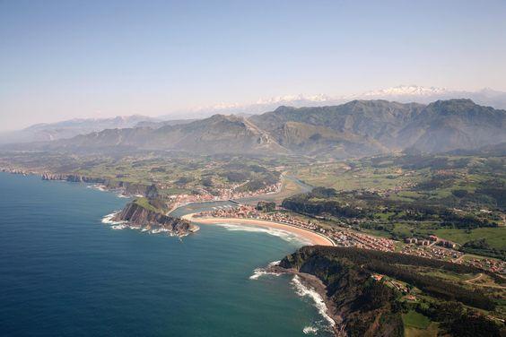 Mar y montaña (Ribadesella) Asturias. SRT