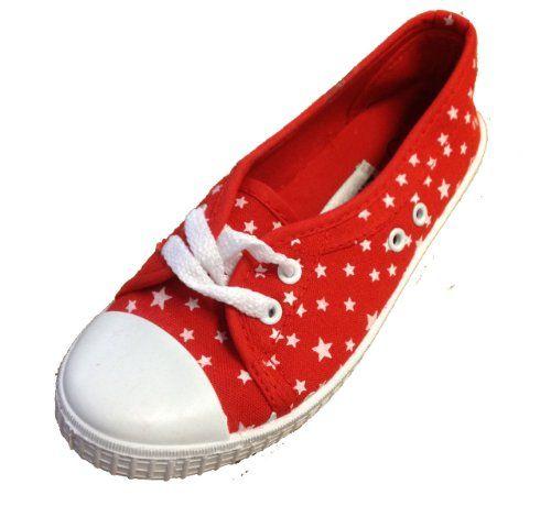 Girls's Star Canvas Sneakers (7047P) by LA Beauty L.A. Beauty,http://www.amazon.com/dp/B00EKWG094/ref=cm_sw_r_pi_dp_XhKQsb17PP7BP7XA