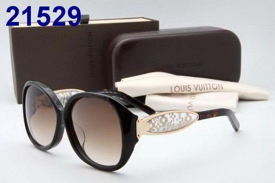 Louis Vuitton Sunglasses AAA-48