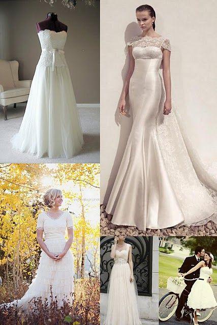 Pinterest the world s catalog of ideas for Wedding dresses for hourglass figures