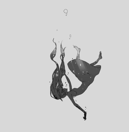 Alice In Wonderland Crying: Gray, Lonely And Sad On Pinterest