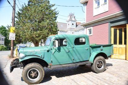 Crew cab Dodge Power Wagon for sale | Hemmings Motor News