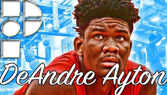 ►Deandre Ayton  Highlights | DeAndre Ayton, Top Basketball Recruit in 2017 Class…