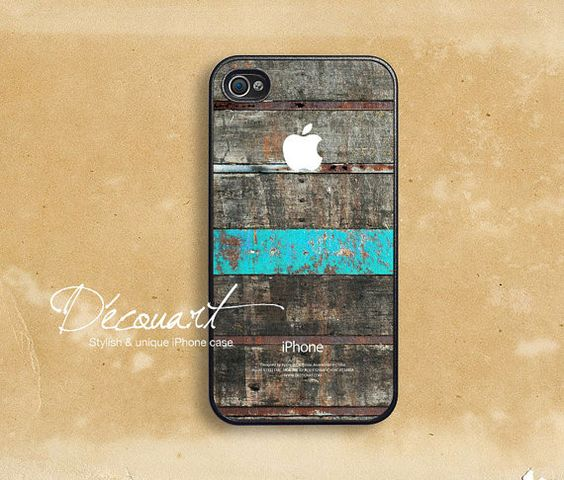iPhone 4 case iPhone 4s case case for iPhone 4 by Decouartshop: Iphone Cases, Case Products, Wood Pattern, Iphone 4Case, Iphone 4 Cases, Iphone 5 Cases