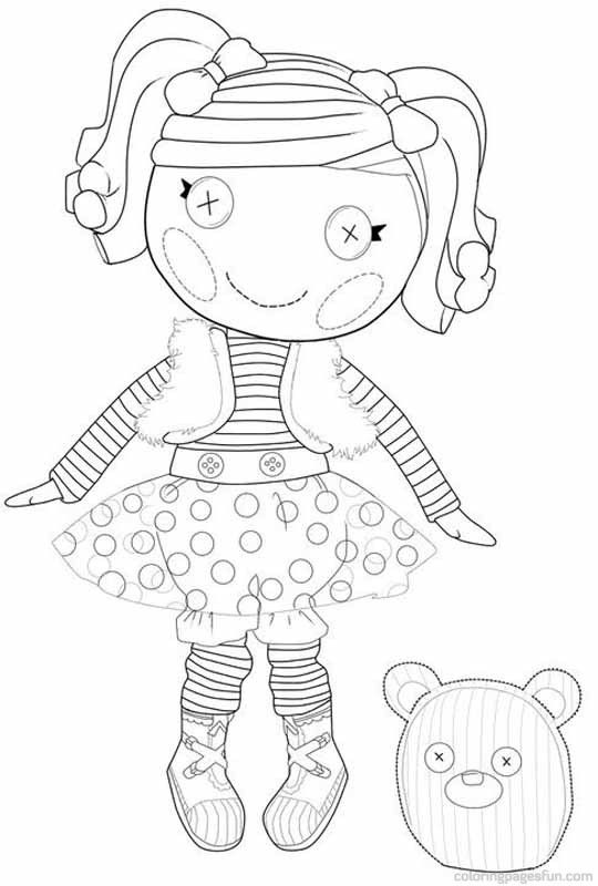lalaloopsy coloring pages jewel sparkles doll | Lalaloopsy, Coloring pages and Coloring on Pinterest