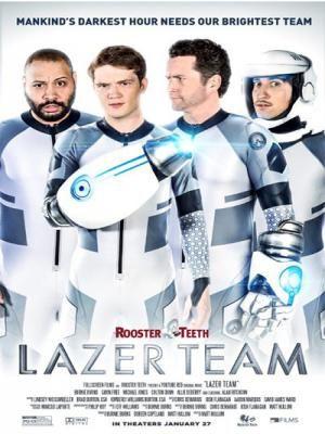 Biệt Đội Laze - HD
