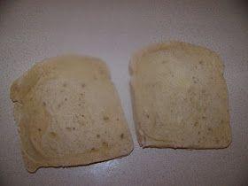 Ginnys Low Carb Kitchen: 2 Minute Sandwich Bread