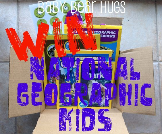 Win A National Geographic Kids Super Reader pack!