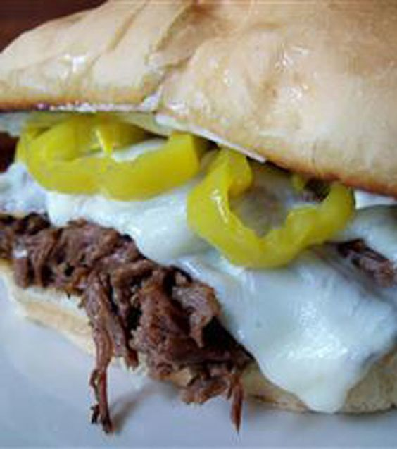 Powder, Salts and Slow cooker italian beef on Pinterest