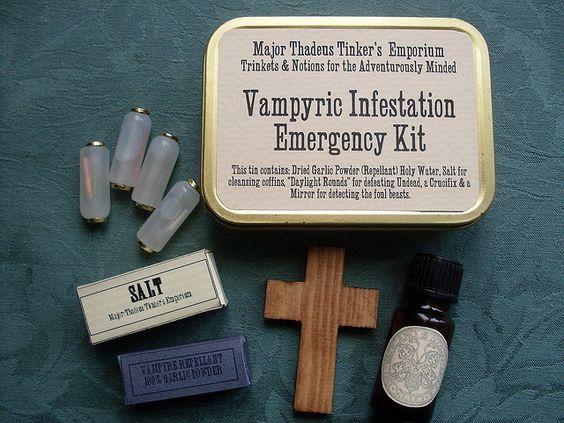 Emergency Vampyre Infestation Kit