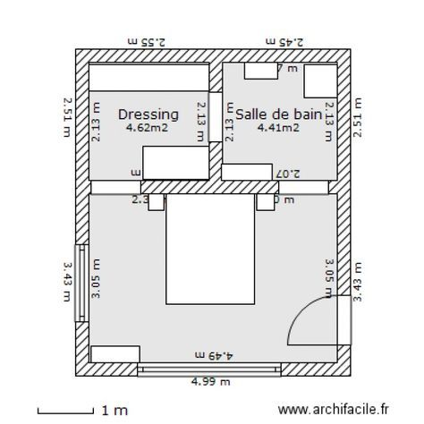 Plan Chambre Parentale Avec Salle De Bain Et Dressing 10 Chambre Parentale 1 Chambre Parentale Salle De Bain Salle De Bains Dressing Chambre Parentale Plan
