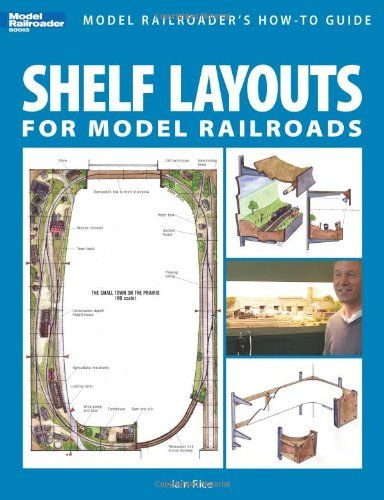 Bestseller Books Online Shelf Layouts for Model Railroads Iain Rice $13.57  - http://www.ebooknetworking.net/books_detail-0890246904.html