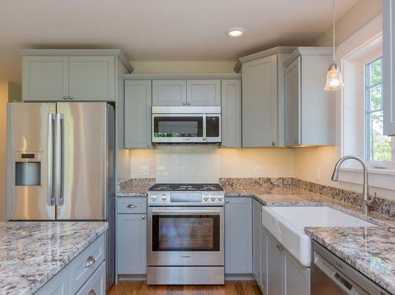 #kitchendesign #kitchenstyle #mainehomes #johnlibbyconstruction