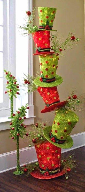Natal, Faça você mesmo and Modelos on Pinterest