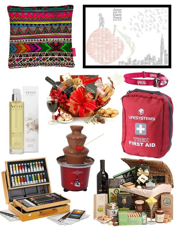 Birthday gifts for Taurus types