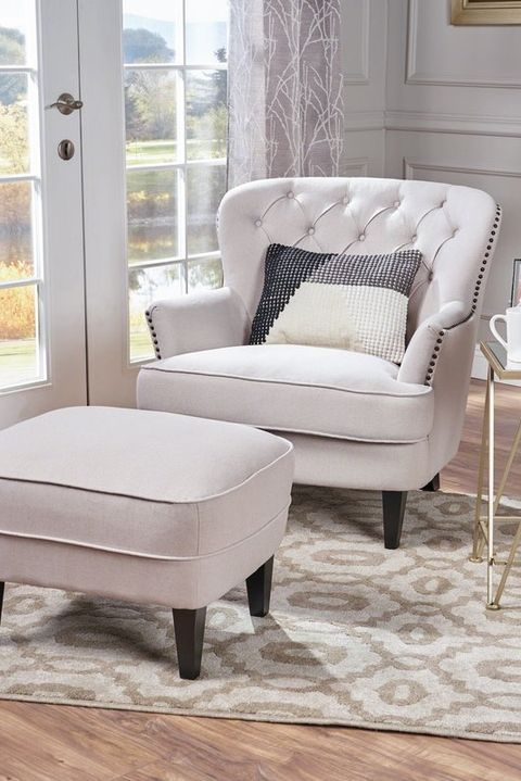 These Comfy Chairs Are As Pretty As They Are Cozy Comfy Chairs Living Room Chairs Sitting Room Chairs Comfy chairs for living room