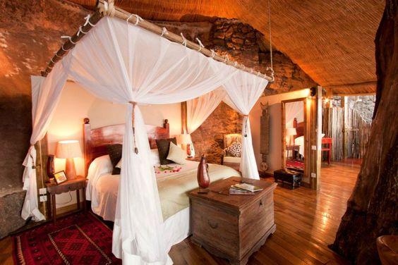 The recently renovated Treehouse at Tongabezi Lodge, Zambia