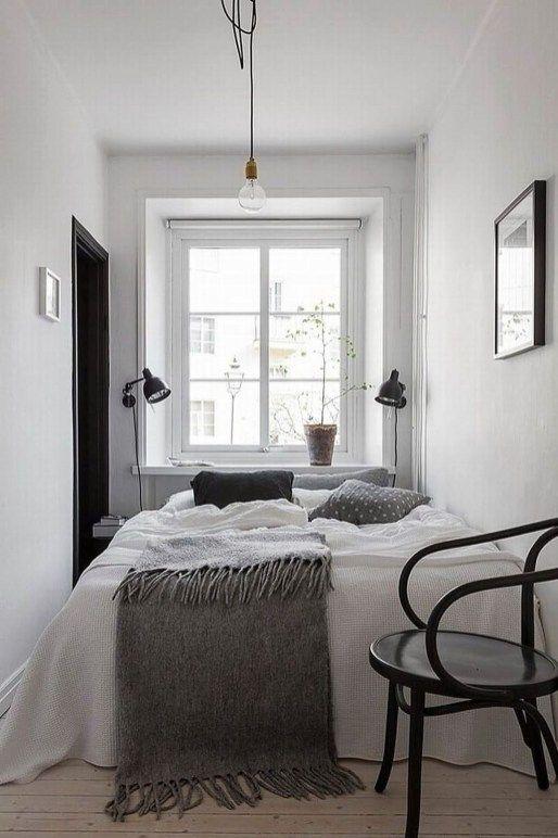 45 Best Small Bedroom Ideas On A Budget Decoomo Com Small Apartment Bedrooms Small Bedroom Decor Small Master Bedroom