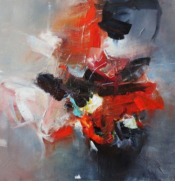 Detine artiste peintre art abstrait peinture for Artiste art abstrait