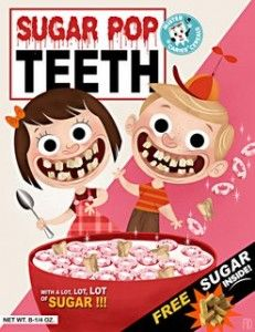 sugar teeth