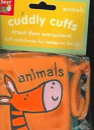 Animals/cuddly Cuffs By Tiger Tales, 9781589257108., Literatura dziecięca <JASK>