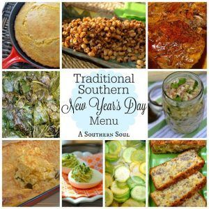 Traditional Southern New Year's Day Menu - A Southern Soul