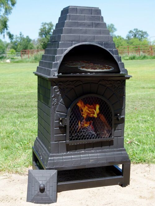 Casita Pizza Oven Chiminea Ultimate Outdoor Fireplace Outdoor Fireplace Designs Outdoor Fireplace Backyard
