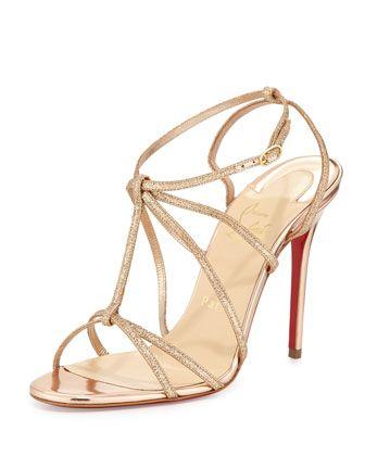 christian louboutin youpiyou 100 sandals