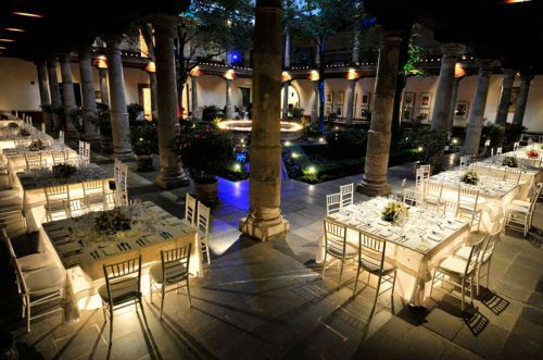 Wedding Locations In Mexico City