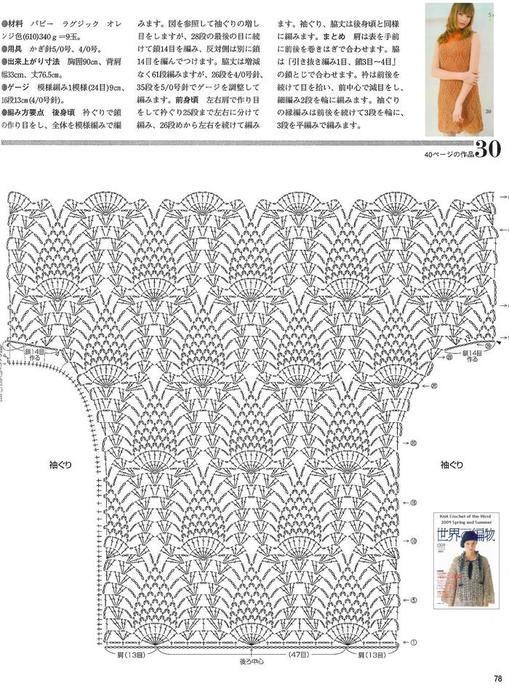 Китайский сайт вязание