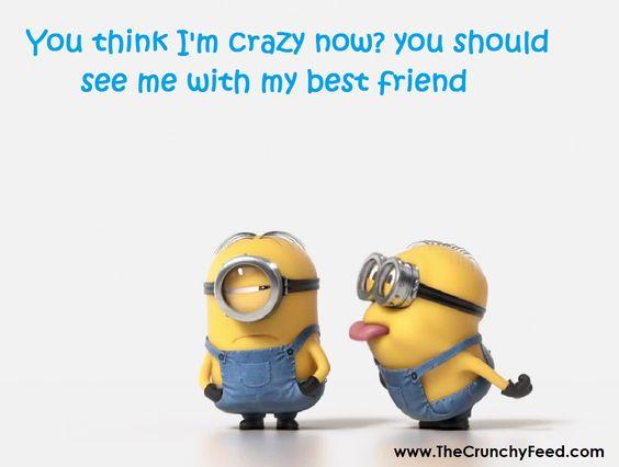 minion friendship meme
