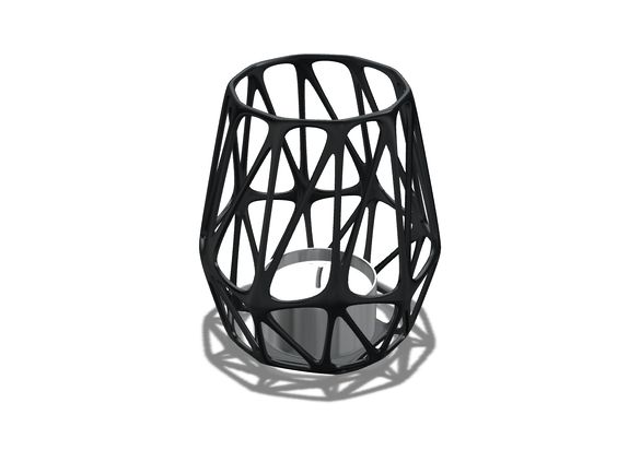 Parametric Lantern A 3d Model Created With Vectary The Free Online 3d Modeling Tool