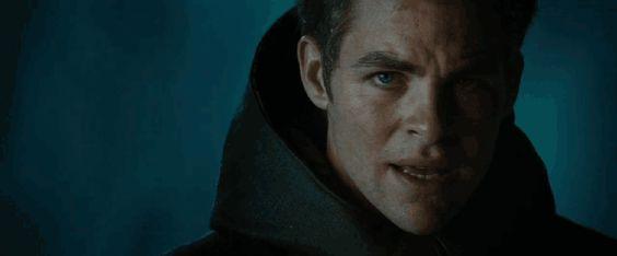 "Kirk: ""Bullshit"" gif - saving this for when I will inevitably need it"