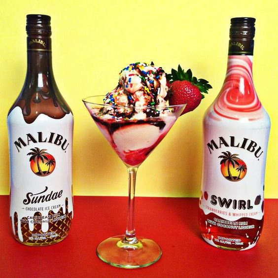 Liquor with ice cream liquor drinks or foods for Ice cream with alcohol