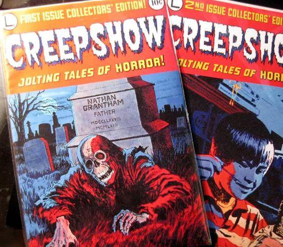 los amantes del comics de terror.................... 57924e458df2bf6d8f41a518d016e801