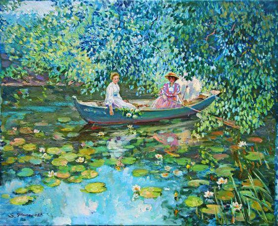 Stanislav Fomenok - An der See