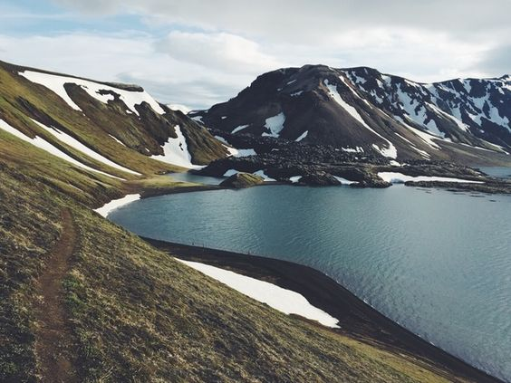 Frostastaðavatn. #landmannalaugar #iceland #viciousXplore | Sig Vicious | VSCO Grid